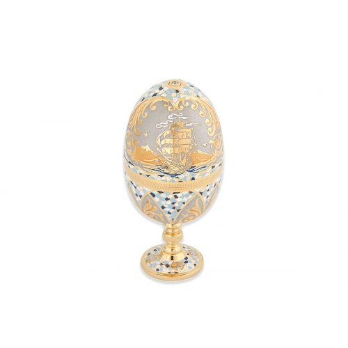 Яйцо-рюмка «Вера моряка»