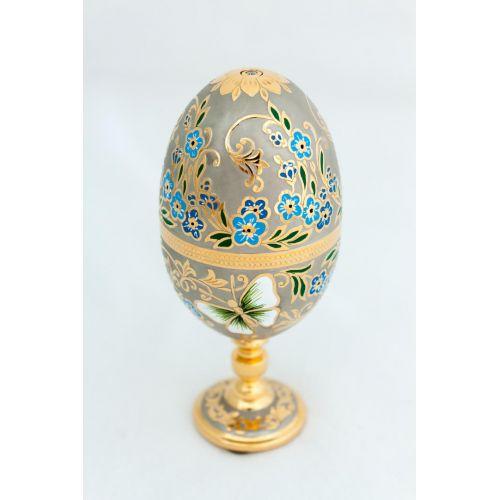 Яйцо-рюмка «Не забудь меня»