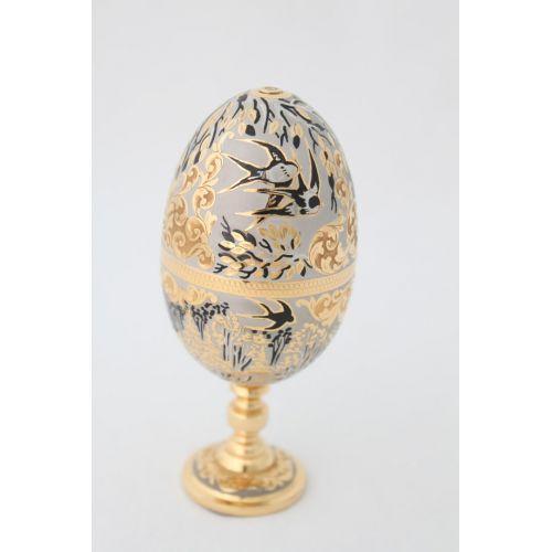 Яйцо-рюмка «Ласточка»