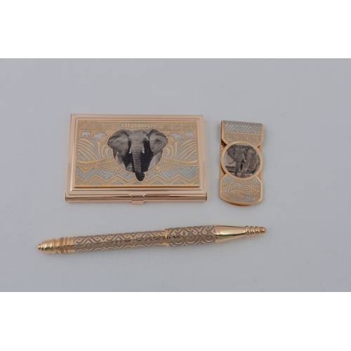 Набор офисный «Мудрый слон»