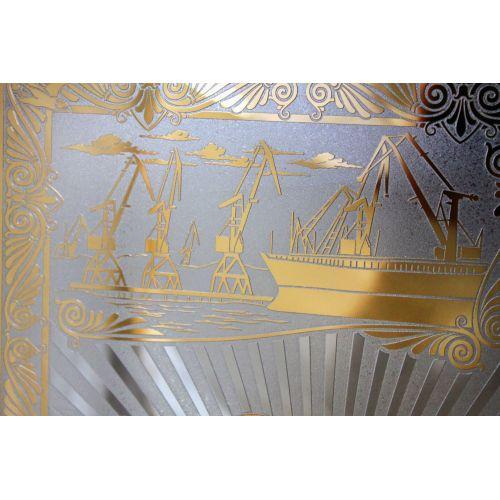 Панно (серия корпорация) «Герои Северных морей»