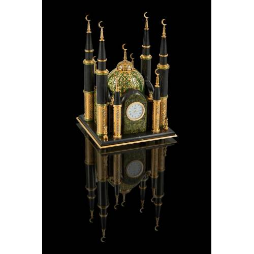 Часы настольные «Мечеть»