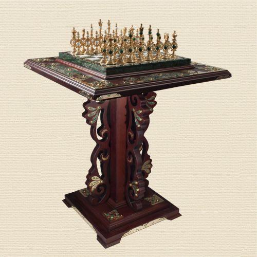 Шахматный стол «Уральский эндшпиль»