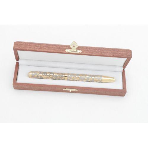 Ручка письменная «Морозные узоры»