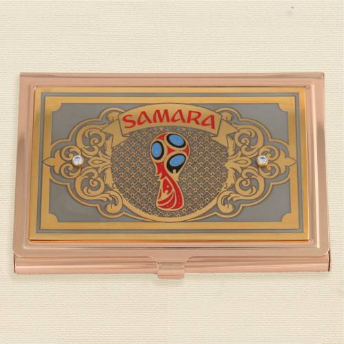 Визитница футбол Самара 1264.1 нзэ