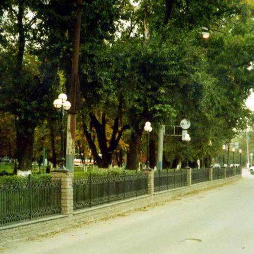 Кованый фонарь - 05.