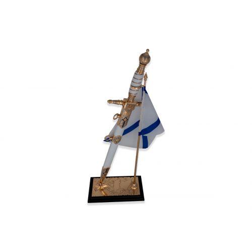 Кортик адмиральский «Андреевский флаг»