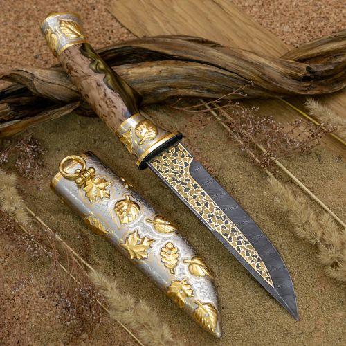 Нож украшенный «Дриада» Н8