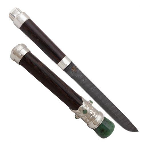Нож украшенный «Монгольский нукер»