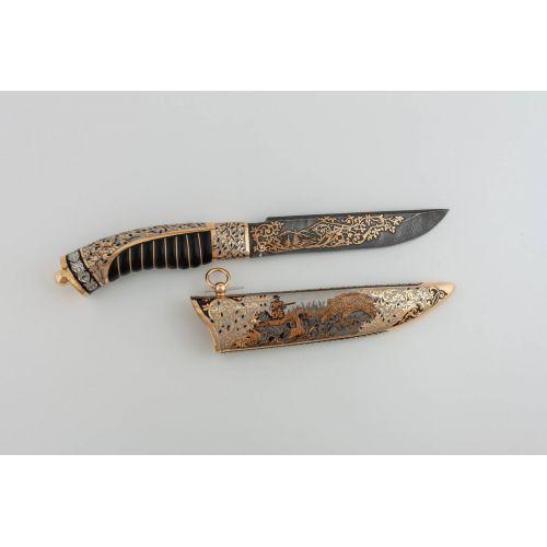 Нож украшенный «Баварские Альпы» Н3
