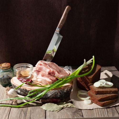 Нож кухонный «Вепрь» НР6