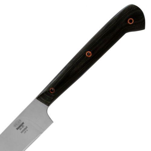 Нож кухонный «Пчак» НР6, сталь ЭИ-107, рукоять текстолит