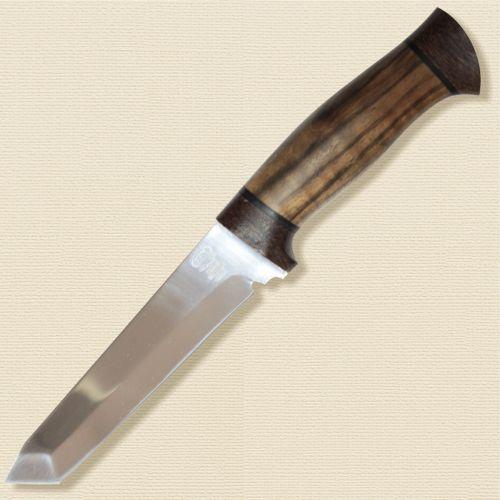 Нож охотничий, туристический «Телохранитель» Н10, сталь ЭИ-107, рукоять: текстолит, орех