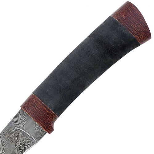 Нож охотничий, туристический «Тифлис» Н14, сталь У10А-7ХНМ, рукоять: текстолит, микропора