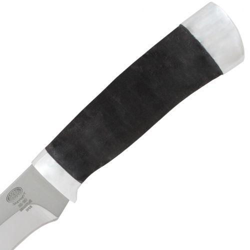 Нож охотничий, туристический «Егерь» Н16, сталь ЭИ-107, рукоять: дюраль, микропора