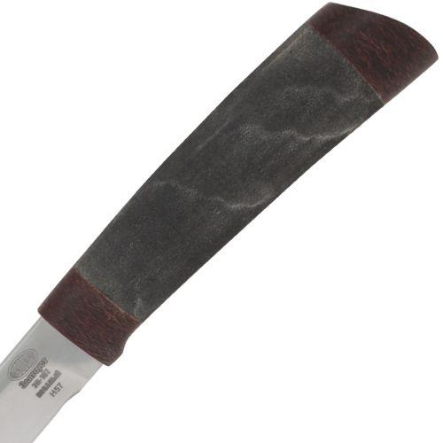 Нож охотничий, туристический «Змеелов» Н57, сталь ЭИ-107, рукоять: текстолит, микропора