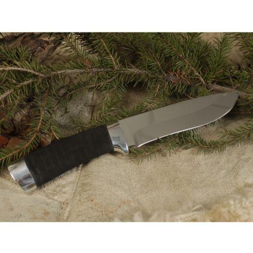 Нож охотничий, туристический «Александр II» Н6, сталь ЭИ-107, рукоять: дюраль, микропора