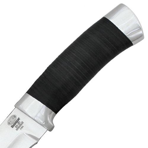 Нож охотничий, туристический «Каскадёр» Н64, сталь: ЭИ-107, рукоять: дюраль, микропора