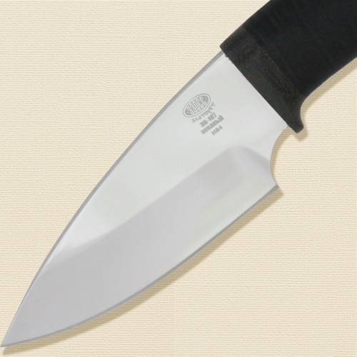Нож охотничий, туристический «Варяг» Н84, сталь ЭИ-107, рукоять: текстолит, кожа