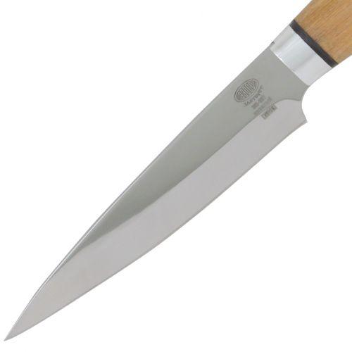 Нож охотничий, туристический «Джентльмен» НР19, сталь: ЭИ-107, рукоять: дюраль, орех