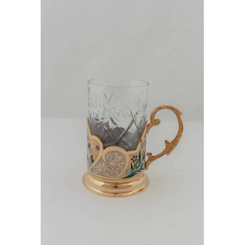 Набор чайный «Незабудки»
