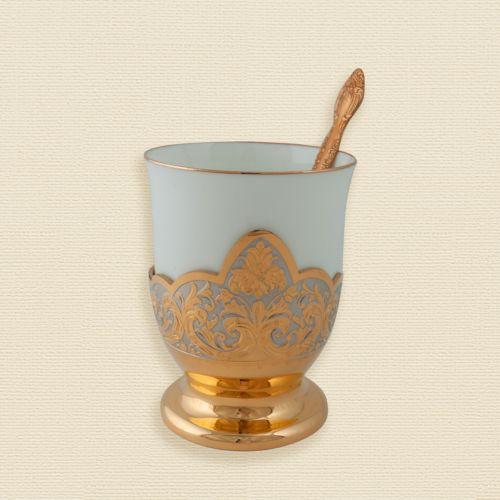 Набор чайный «Ледяное сердце»