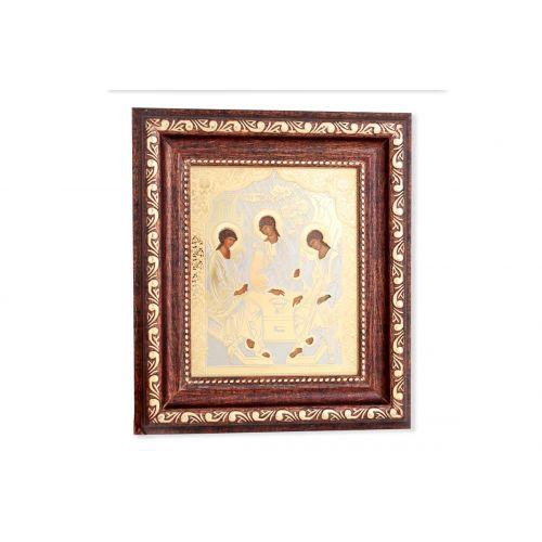 Икона Святой Троицы малая