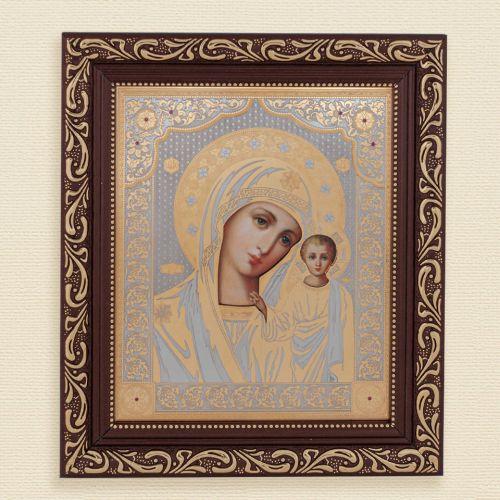 Икона Богородица Казанская (большая)