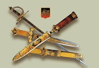 Златоустовское оружие