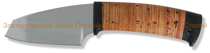 Форма клинка ножа его геометрия, вид, профиль. Описание формы ножа: Срезанное остриё или spay-point