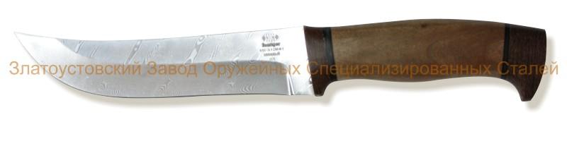 Форма клинка ножа его геометрия, вид, профиль. Описание формы ножа: Взлетающее остриё или trailing-point